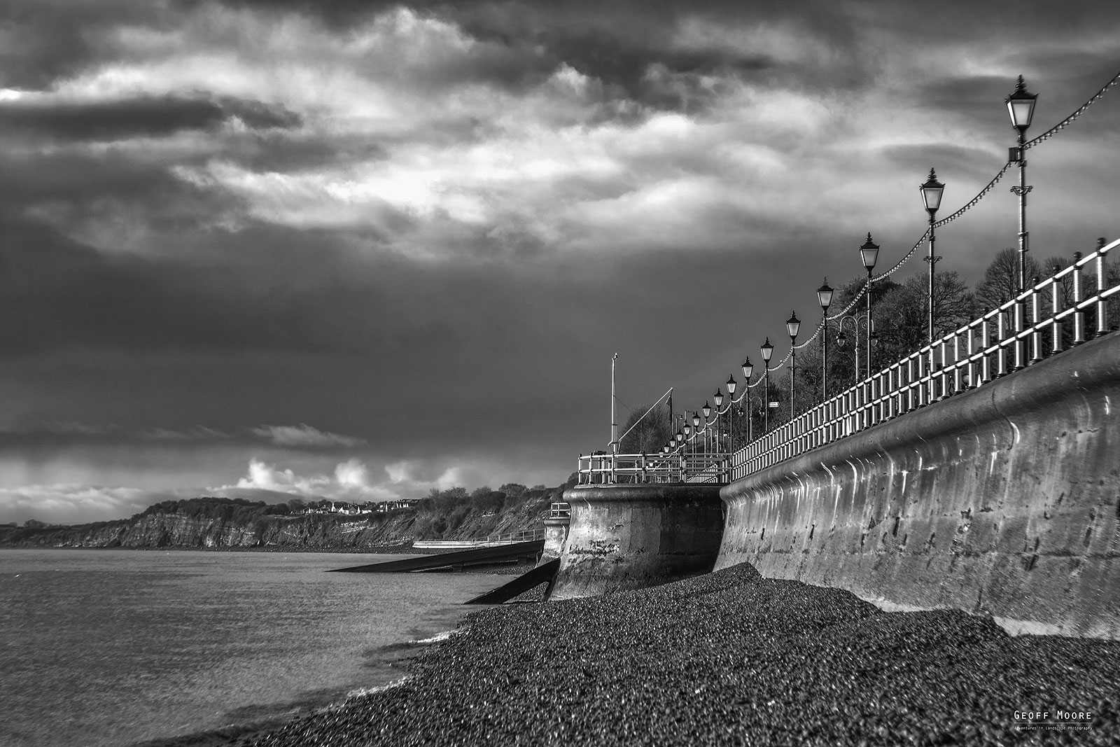 Penarth Sea Wall
