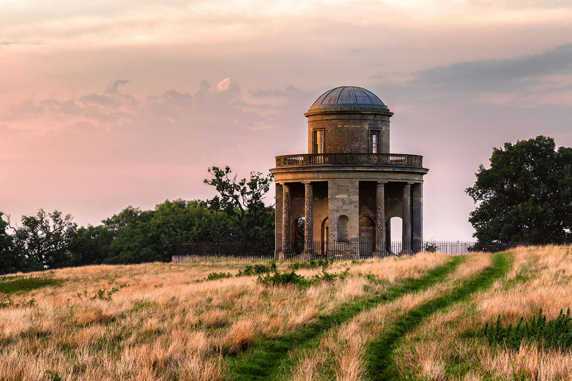Panroama Tower - Sunest at Croome Court